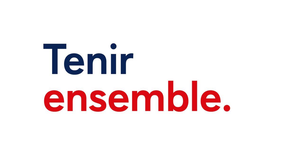 Nous nous relèverons. Parce que nous sommes unis et solidaires. Parce que nous sommes la France. https://t.co/5PBc54ZnG4