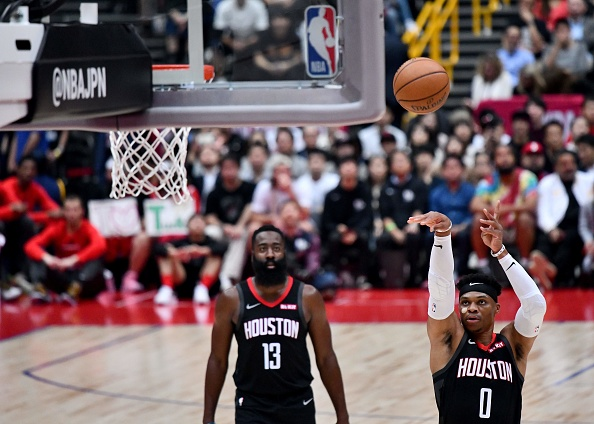 What's Next For James Harden, Russell Westbrook, and the Houston Rockets? - https://t.co/vvSS1Lvyx3 https://t.co/sv5LeAUdig