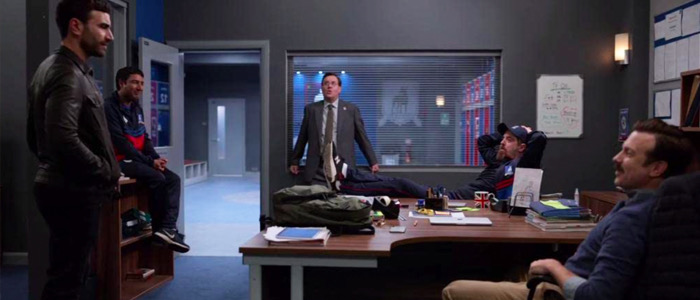 #WeAreRichmond ⚽ Habrá #TedLasso para rato: confirmadas segunda y terceras temporadas   Nuestra reseña de la mejor serie de AppleTV+ ☞ https://t.co/kQa6mRH7IH https://t.co/oi6PiJTl7F