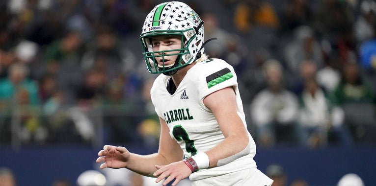 Latest on where things stand with #Texas five-star QB commit Quinn Ewers. https://t.co/tda88LsECk https://t.co/tISefllU9o