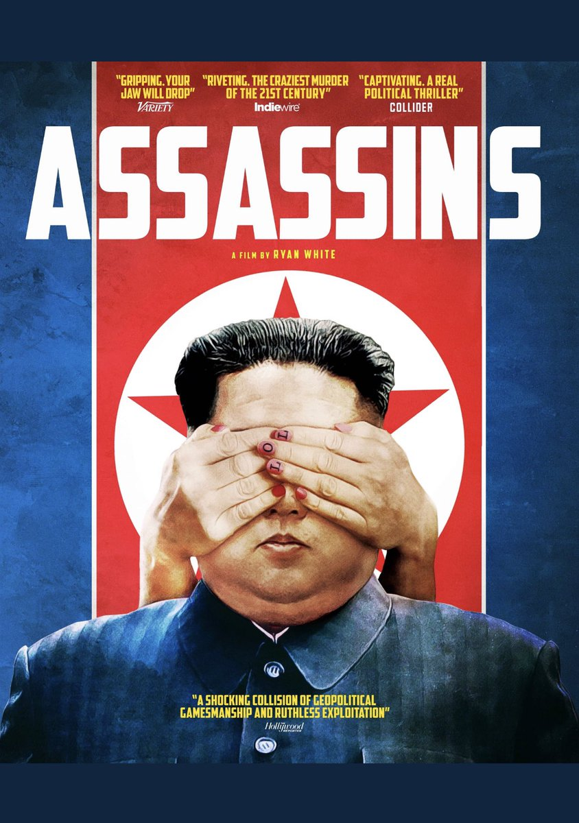 Watched the brilliantly made documentary #AssassinsMovie directed by @ryanwhiteIV. A detailed & fascinatingly made investigating journey of the Kim Jong-nam murder in 2017. Loved the thriller aspect of it. Do watch it when it releases in Dec2020. 👏👏 @GreenwichET https://t.co/CHQoR2oI3n