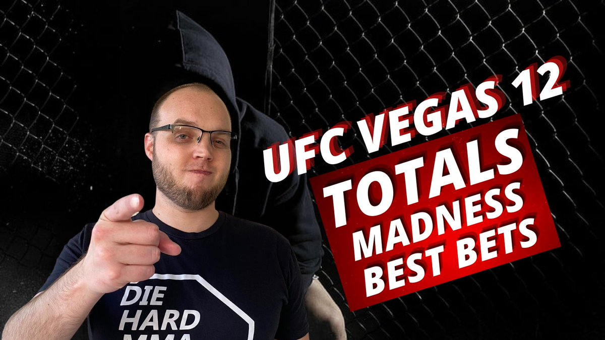 Just Dropped! Ad Free Totals Betting Madness with @DieHardMMAPod  Get those odds before those likes start moving!  https://t.co/rNc9M7FPKs https://t.co/BaFEGkS0L7