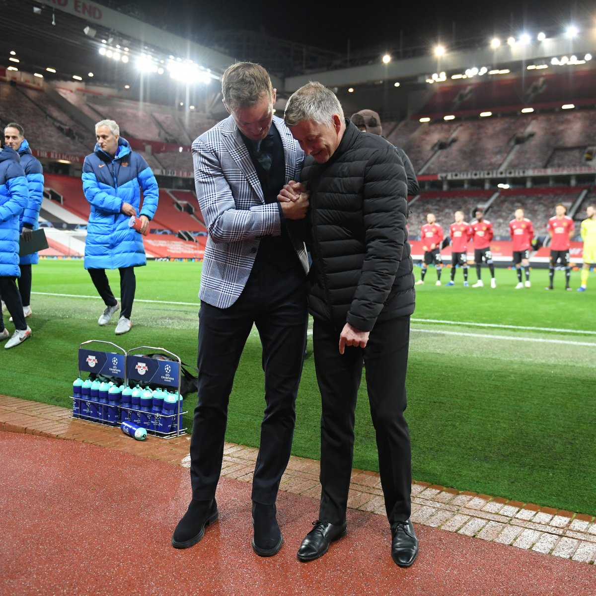 One of the most highly regarded tacticians in the game, and  Julian Nagelsmann... https://t.co/yRY6HmhYMk