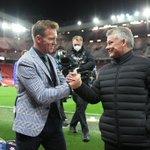 Image for the Tweet beginning: 🗣 Cheftrainer Julian #Nagelsmann nach
