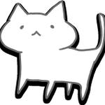 """Image for the Tweet beginning: """"ちいさなイラスト""""クリエイターのまこまこです٩(ˊᗜˋ*)و ipadの手帳アプリ「Planner」にて、ふせんを販売中です(*'▽'*)♪ めちゃめちゃゆるーいかんじの猫のデジタルふせんをリリースしました! 手帳に貼るだけでゆるゆるとした気分になれますよ! #planner #猫 #iPad"""
