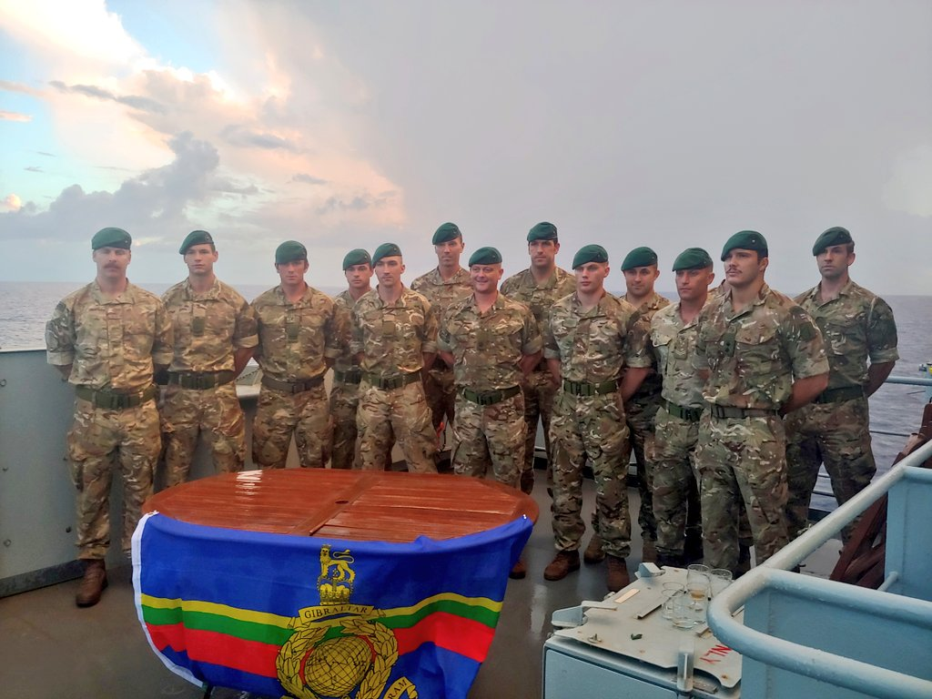 #TeamArgus has a number of @RoyalMarines and today is the Corps Birthday, 356 years since this famous fighting force was formed. We gathered some of the best Bootnecks to say #HappyBirthday 🎉🎂 #hoofing @47CdoRM @42_commando @3Cdo_Bde @Commando_Ops @BrigRCantrillRM #CHF @co_chf