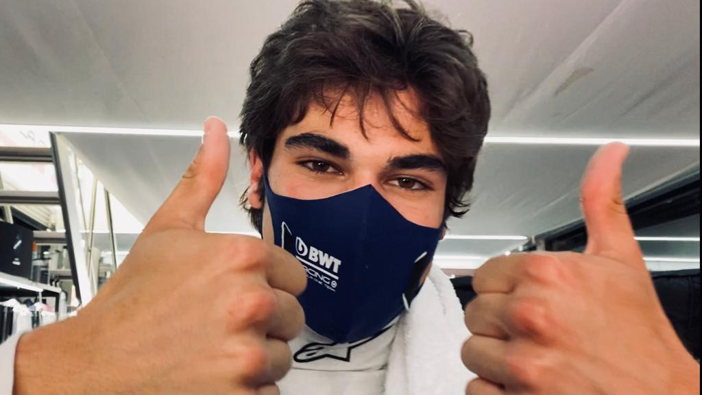 hey stroll, happy birthday man. iam very proud of you and what you have done, i will always support you. when i came back to see formula 1 and you caught my attention and since that day i cheer for you and i'm your fan. i love you and HAPPY BIRTHDAY @lance_stroll