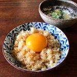贅沢の極み。卵かけご飯ならぬ、「濃厚卵黄めし」をお試しあれ!