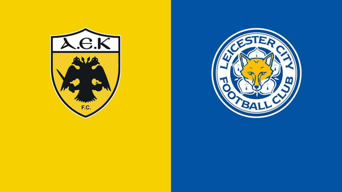 Where to find AEK Athens vs. Leicester on US TV and streaming https://t.co/2DA54awoG6 https://t.co/OOEp6PAsYt