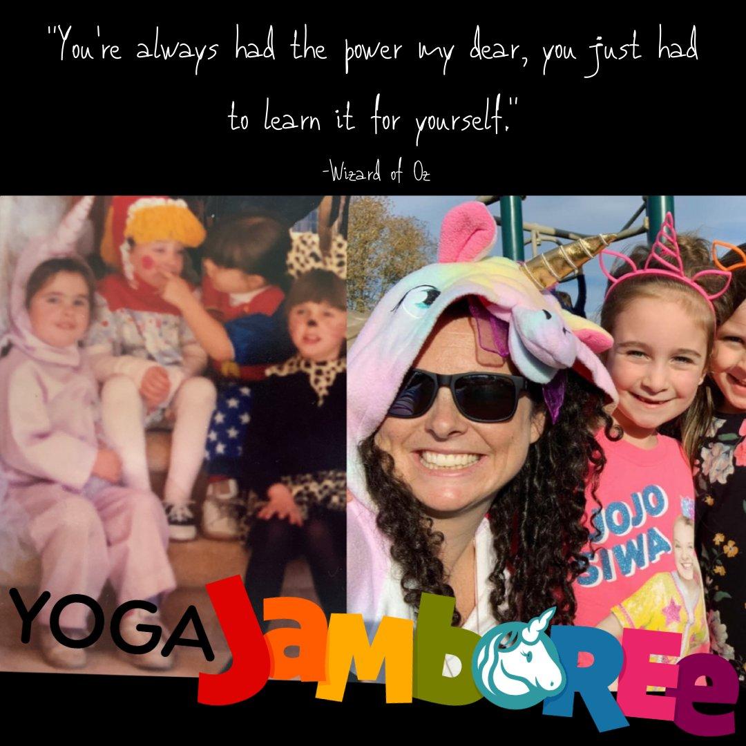 Once a unicorn, always a unicorn. #unleashyourspirit #halloween #unicorn #kidsyoga #yogateacher #kidsyogaonline #magicalcreature #vortex #love #happiness #kids https://t.co/4NA4T0Bm6a