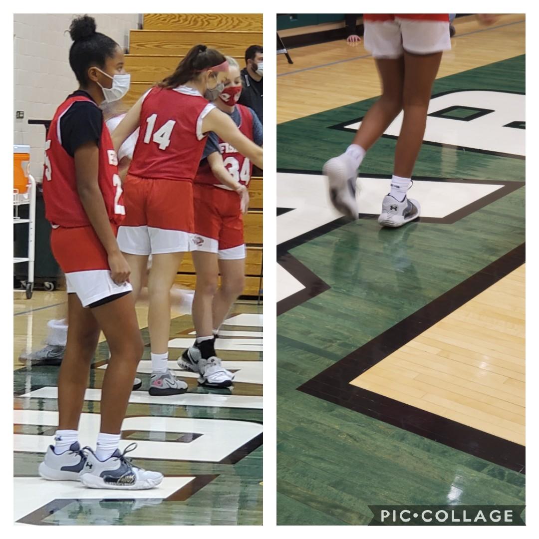 . #FreshmanSzn #TaliaHarris #Smooovie #TyHarrisLilSis #Reverse52  #Kicks @UnderArmour #Spawn2  #LadyTeamTeague #FishersHS  #FinishYourBreakfast #TheOnlyWayIsThrough #RecoverAndRise #Basketball #Women #Sports #FemaleAthlete  #WomenBasketball #Indiana #IndianaBasketball #UAFamily