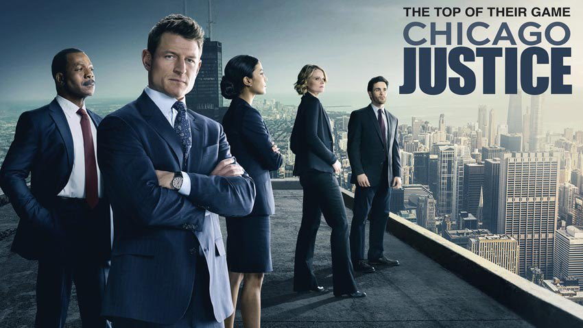 "Watching ""Chicago Justice"" Season One Episode Eleven: AQD on Amazon Prime via My IPAD Pro 9.7. {CL:484} https://t.co/tWv3pTQDMy"
