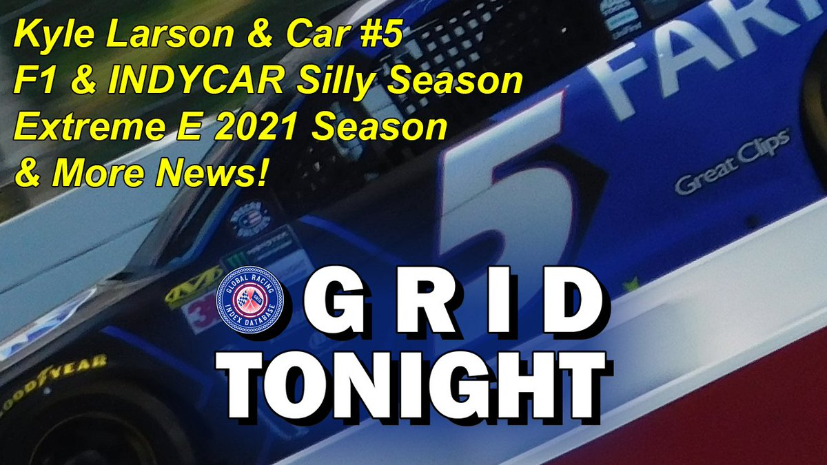 #NASCAR Cup Series #AutotraderEchoPark500 is now complete, here is tonight's episode of #GRIDTonight hosted by Joe & @KobeLambeth from @ThePodiumFinish   Link below to watch, subscribe, & leave a comment! https://t.co/BxrZK0p7hS  #F1 #ExtremeE #IMSA #INDYCAR #NASCAR https://t.co/ytIJs5vpLQ