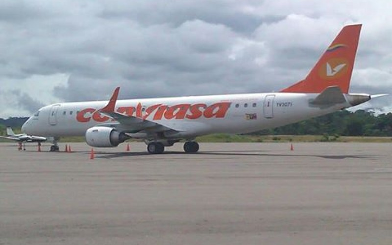 #28Oct Conviasa informó la llegada de un vuelo humanitario proveniente de La Habana https://t.co/C3E93nAmes   #Cuba #Venezuela #NoticieroVenevision https://t.co/OInynGokjk