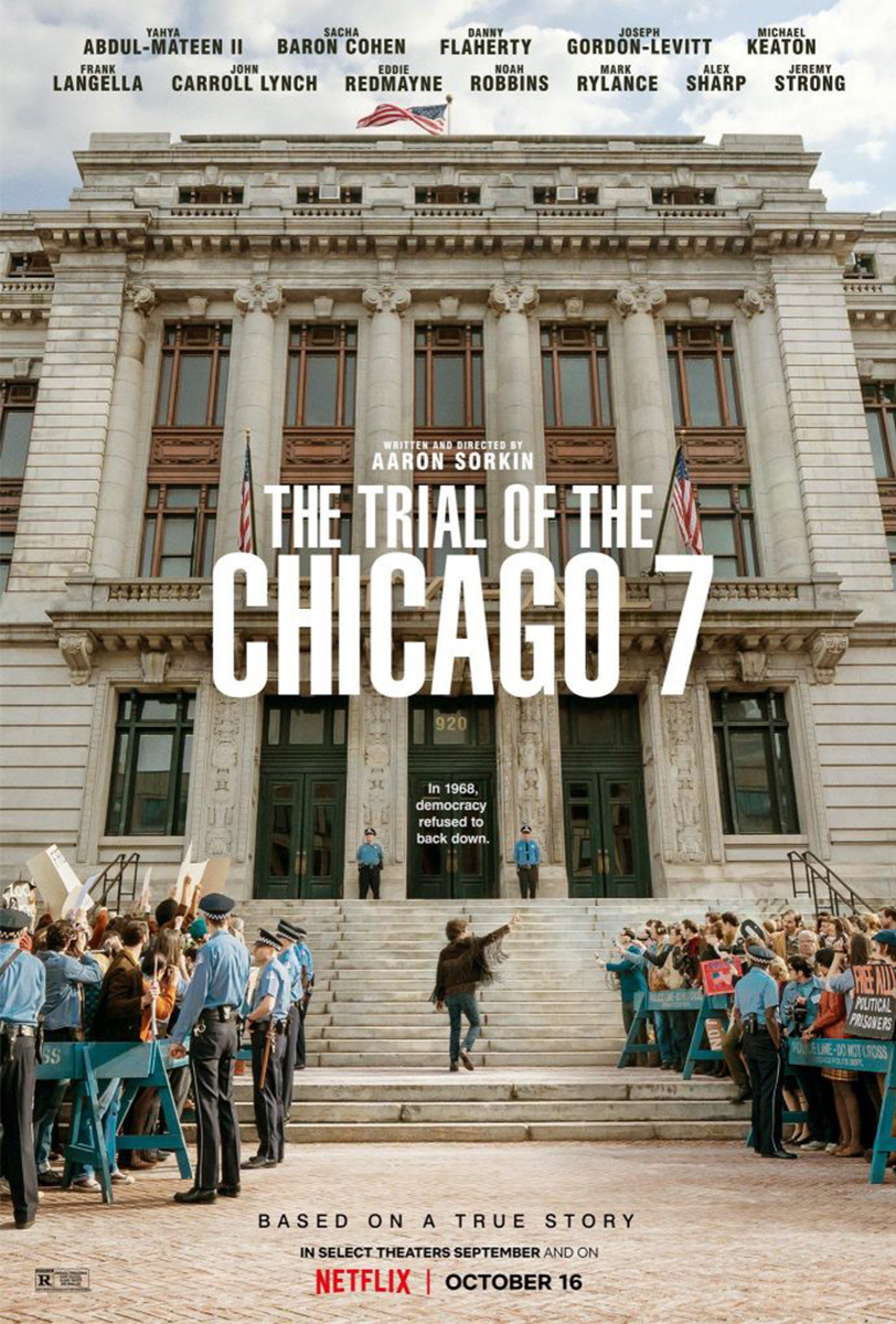 The Theatre is Open: The Trial of the Chicago Seven - https://t.co/FSnhdfOJNn https://t.co/KKSe5wKPtI