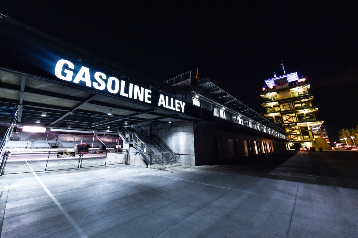 Due to tomorrow's forecast, the @IndyCar test has been rescheduled from Thursday to Friday from 10-6.  #INDYCAR | #Indy500 https://t.co/9AGtnHg8wU