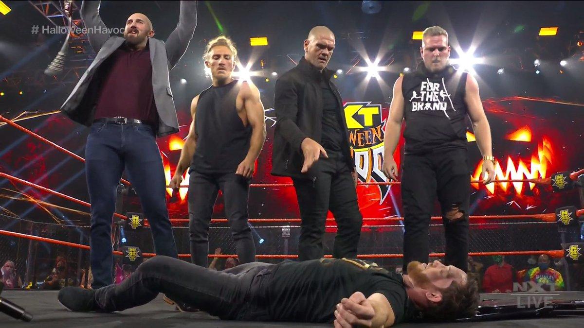 @BRWrestling's photo on #WWENXT