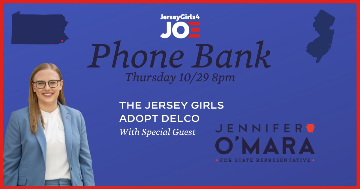 JerseyGirls4Joe