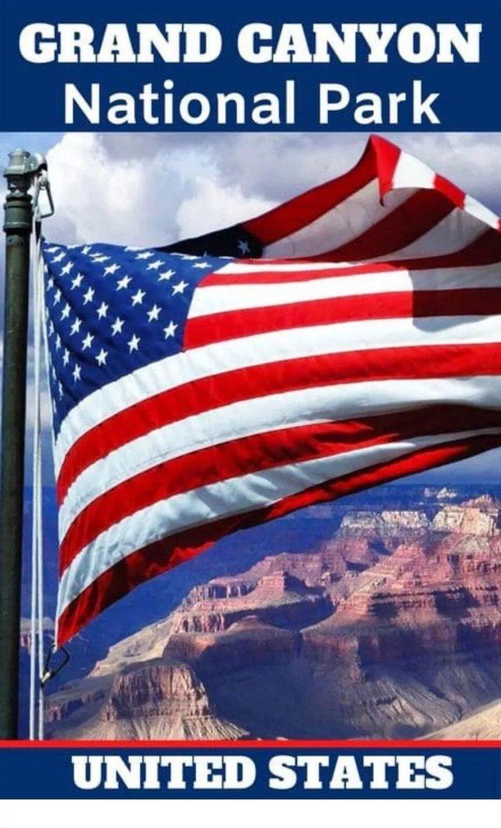 Grand Canyon national park  State: Arizona - Location: 36.06°N 112.14°W Creation Date: February 26, 1919 - Area: 1,201,647.03 (4,862.9 km2)