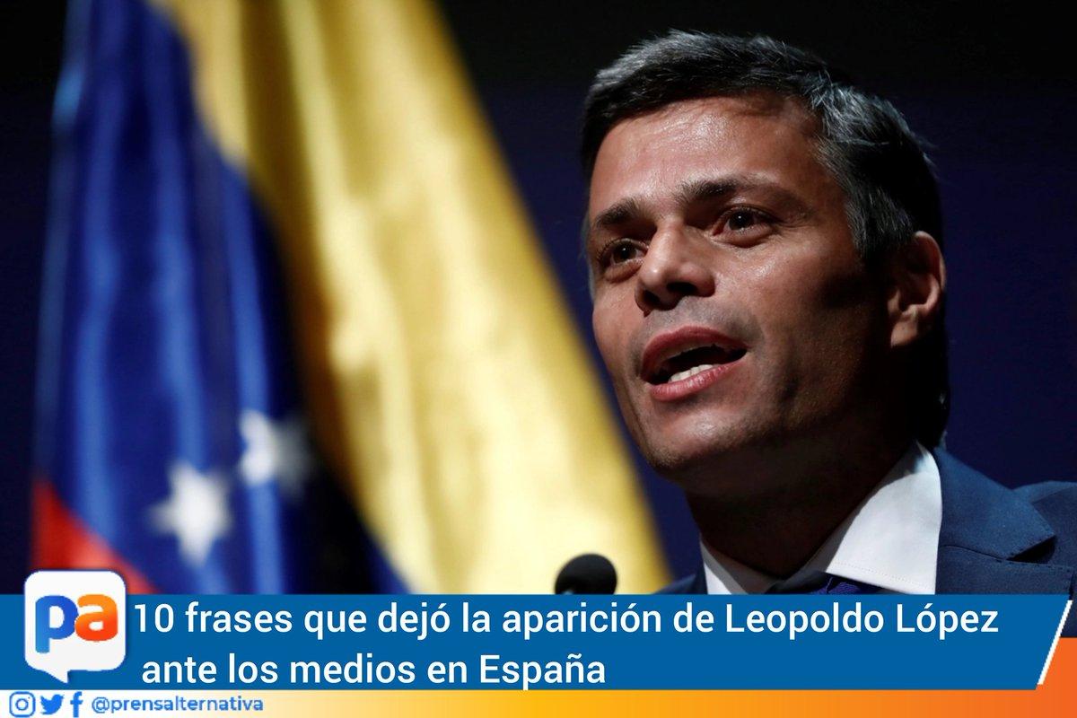 Este sábado, el fundador de Voluntad Popular se convirtió en epicentro de noticias. ¿La razón? Fue uno de los presos políticos emblemáticos del chavismo.  https://t.co/9qMXJkSPbZ  #Prensalternativa #Cumaná #Sucre #Venezuela #28Octubre https://t.co/d6TjuZCCP9