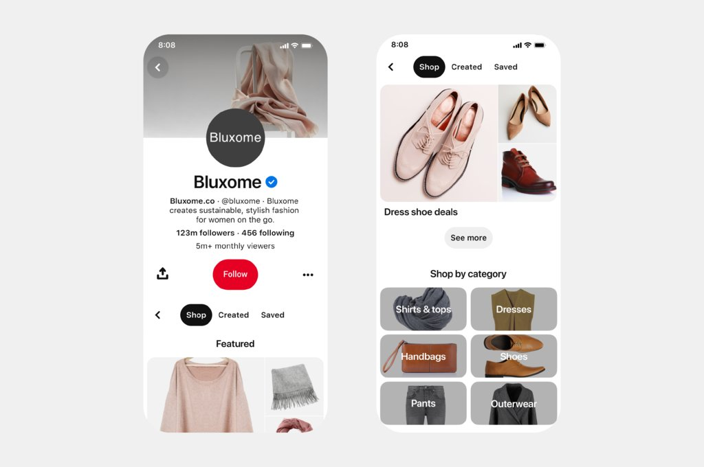 #Pinterest launches new tools to help retailers. These include: presentation, discovery and ad options, with the goal to help merchants curate, feature and measure products to drive inspiration, sales.  #SocialChatter #SocialMedia #PinterestNews https://t.co/TNGfqHHuf2 https://t.co/lTF1NTWJkw