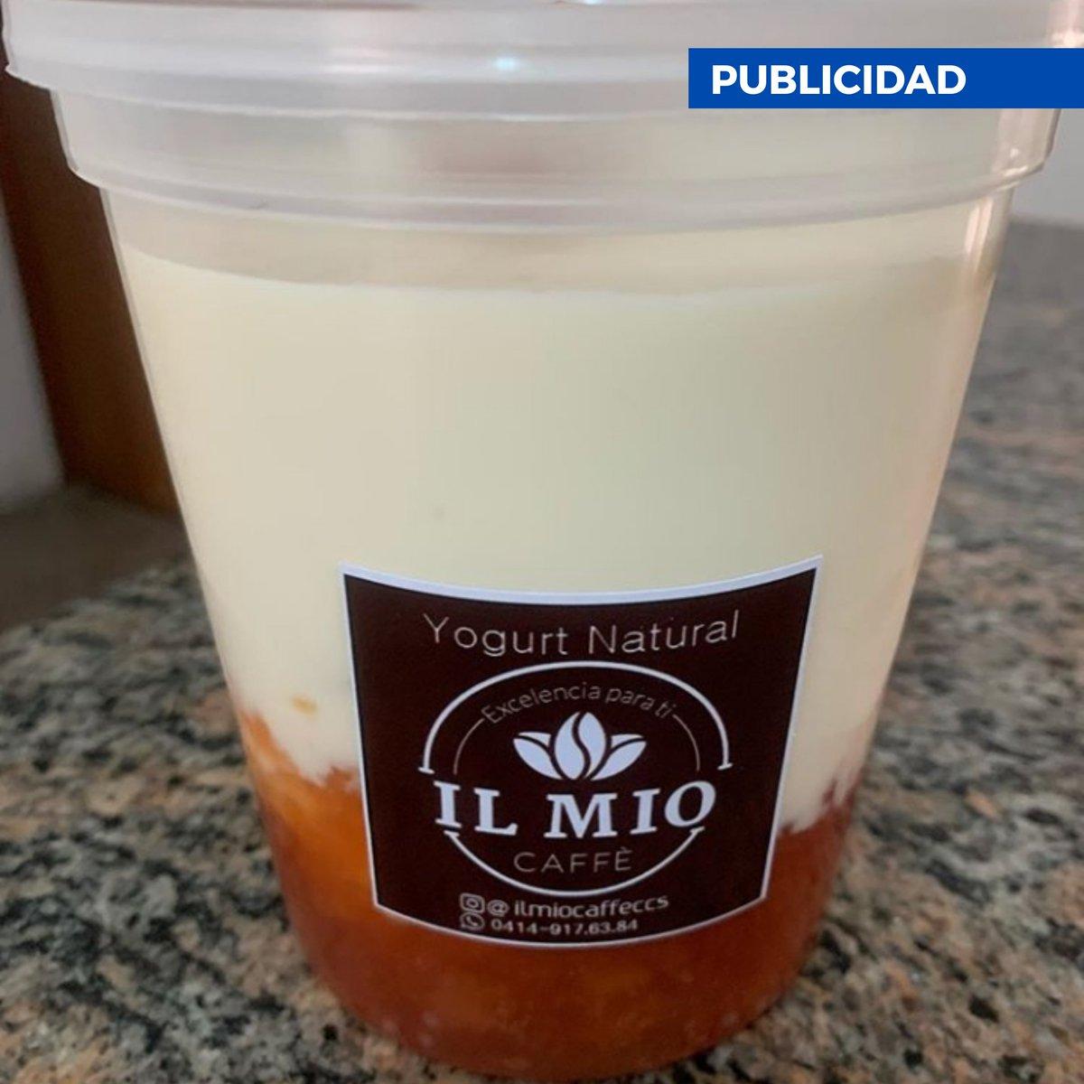 @ilmiocaffeccs   Caracas cuenta con los mejores yogures.  Si estas en la capital del país no dudes en probarlos.  #Prensalternativa #Cumaná #Sucre #Venezuela #Publicidad #Miranda #Caracas #28Octubre https://t.co/FFhJPomoeV
