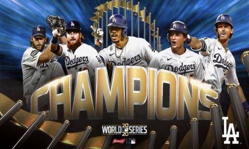 Los Dodgers ganan la Serie Mundial por primera vez desde 1988 https://t.co/oPvwyymtzm https://t.co/GfbNG3REQK