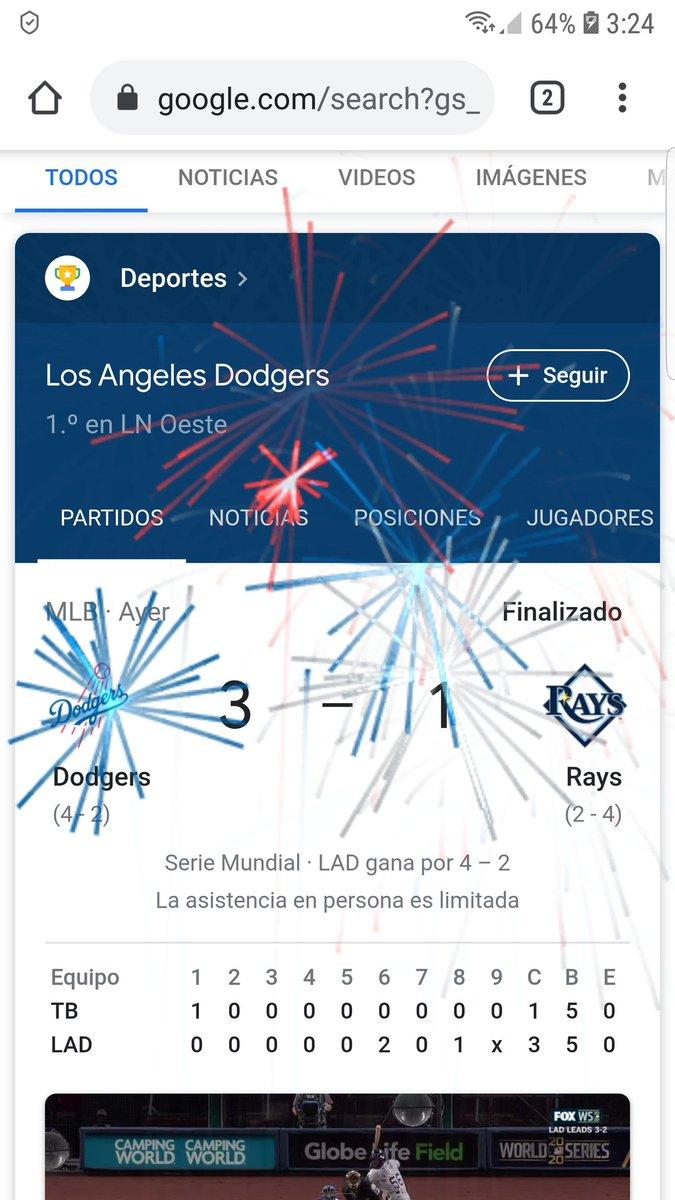 #ladofdefrankenvivo por cierto, ya vieron la reacción al buscas LA Dodgers en google?? https://t.co/maMzaiJkjN