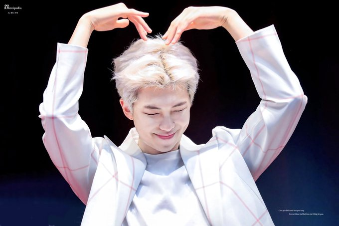 I followed @965TDY and vote for #RM of #BTS (@BTS_twt) for #TDYAwards #BiggestCrush. https://t.co/9hxXO4Zfey