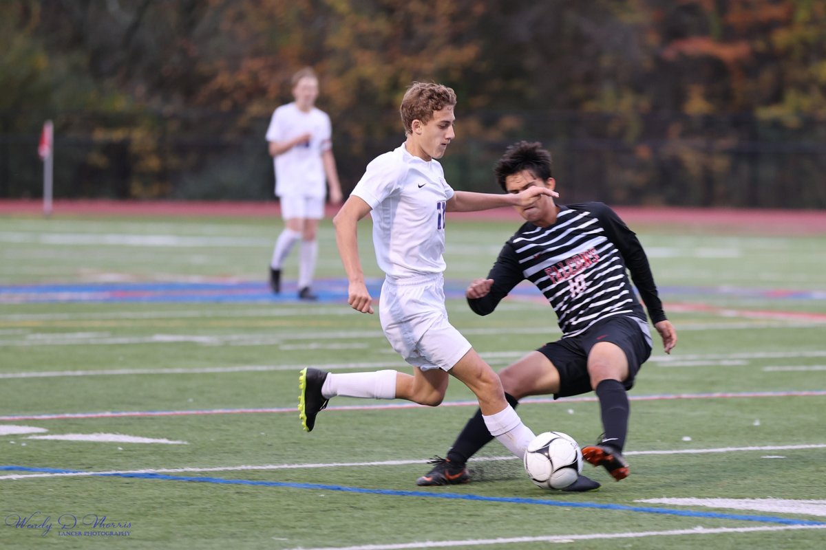 Caught the last half hour of tonight's @lancer_sports1 boys soccer game vs. @FitchBoysSoccer. @WPS_CT https://t.co/N8yZONWXNG