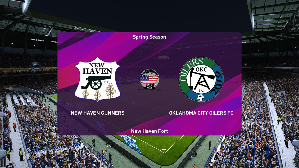 After the Energy FC season has ended, the OKC Oilers season continues.  We are now playing in next league game, against New Haven (Connecticut).  In the Starting XI: CJ, Kyle, Atiba, Nicolas, Rafa, Owayne, Jonny, Frankie  FT: 1:1. We played better.  #ForCityAndClub #PES2020 https://t.co/Rr5cCUxU59