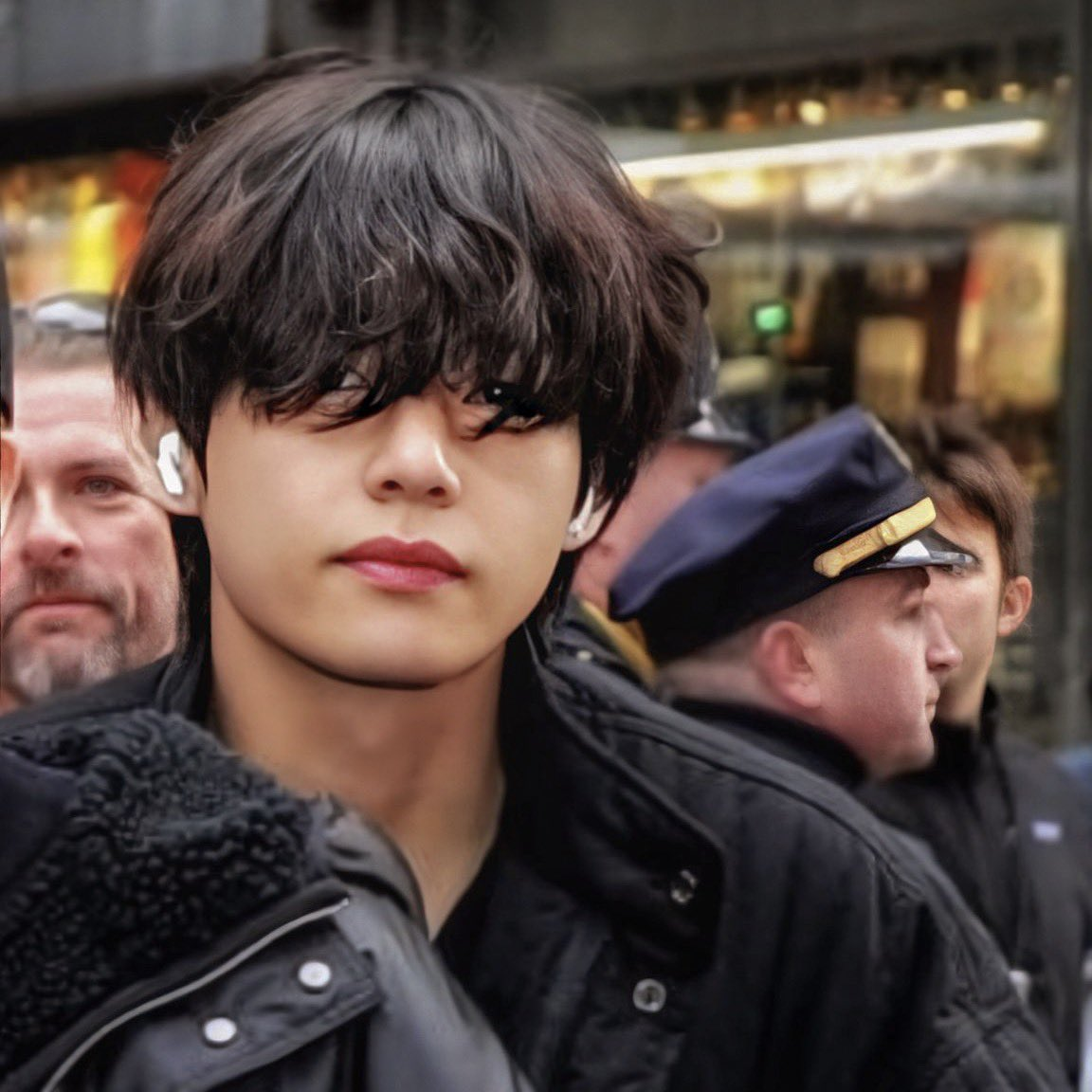 taehyung was truly insane for this