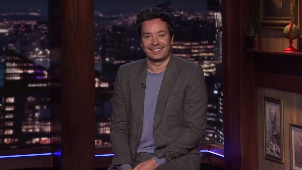 News & Jokes for Thursday 10/29/20. #FallonTonight #FallonMono https://t.co/AaMHZ4ilEL