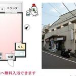 東京で出た気になる物件?風呂なしの最高級の部屋がこれ!