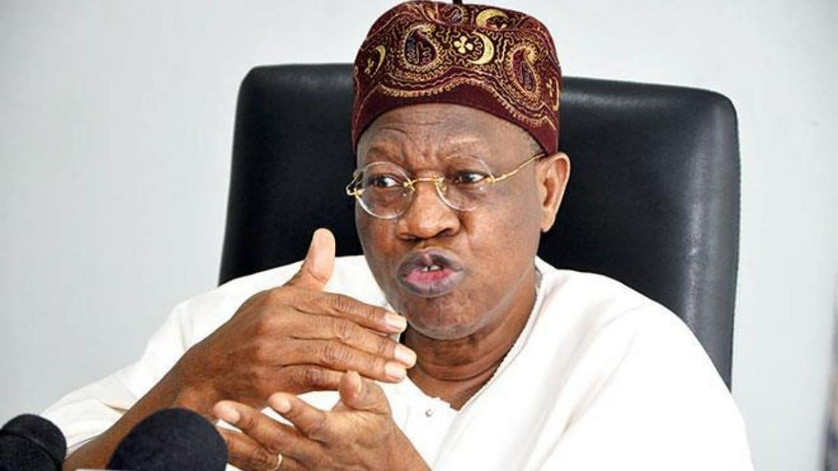 According to Information Minister, Lai Mohammed, the next war will be fought with the use of fake news. He recommends that like China, Nigeria comes up with a policy to regulate what can be seen on social media. What do you think about this?  #ChitChat #NigeriaInfoMCF https://t.co/PIlk6nFd1o
