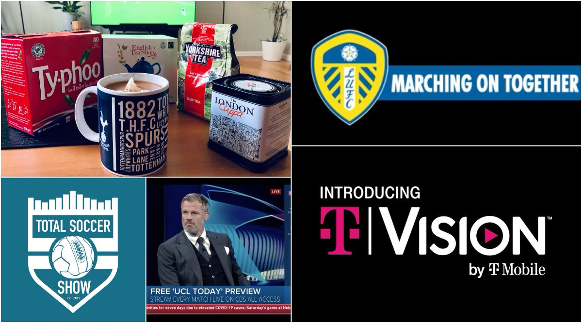 Loving Leeds, T-Mobile enters streaming world, Peacock and CBS All Access technical issues and Daryl Grove tribute https://t.co/mZaBncxRMO https://t.co/0e5VO3o6sw