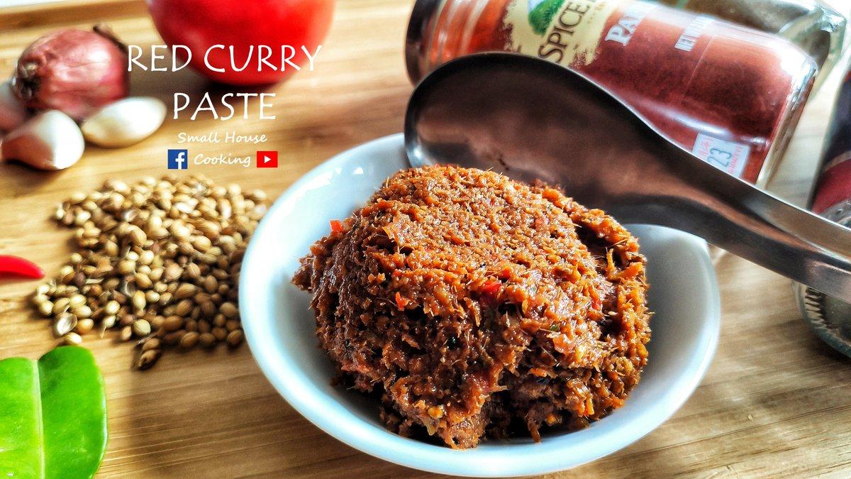 醬汁篇|自制紅咖喱 - Homemade Red Curry Paste  教學 - How to do it on:  https://t.co/B2W8l1pD0X   #Recipe #食譜 #美味 #美食 #YUMMY #deliciousfood #tasty #food #homemadefood #homecooking #cookingathome #foodie #foodpics #hkfoodie #foodblog #foodblogger https://t.co/QzXNAqfuRI