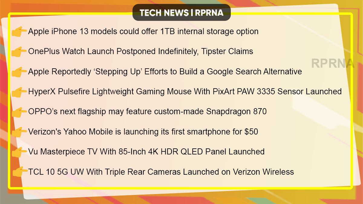 Daily Tech News | RPRNA | October 29  For more visit: https://t.co/oFy7TeGC7L  #technews #technology #Latest #News #Tips #Tech #latestnews #tech #reviews #innovation #Samsung #Xiaomi #Huawei #Apple #Vivo #OnePlus #GamingNews #OPPO #VerizonPartner #5Gsfor5G #smartphone https://t.co/eMEmm7YuBf
