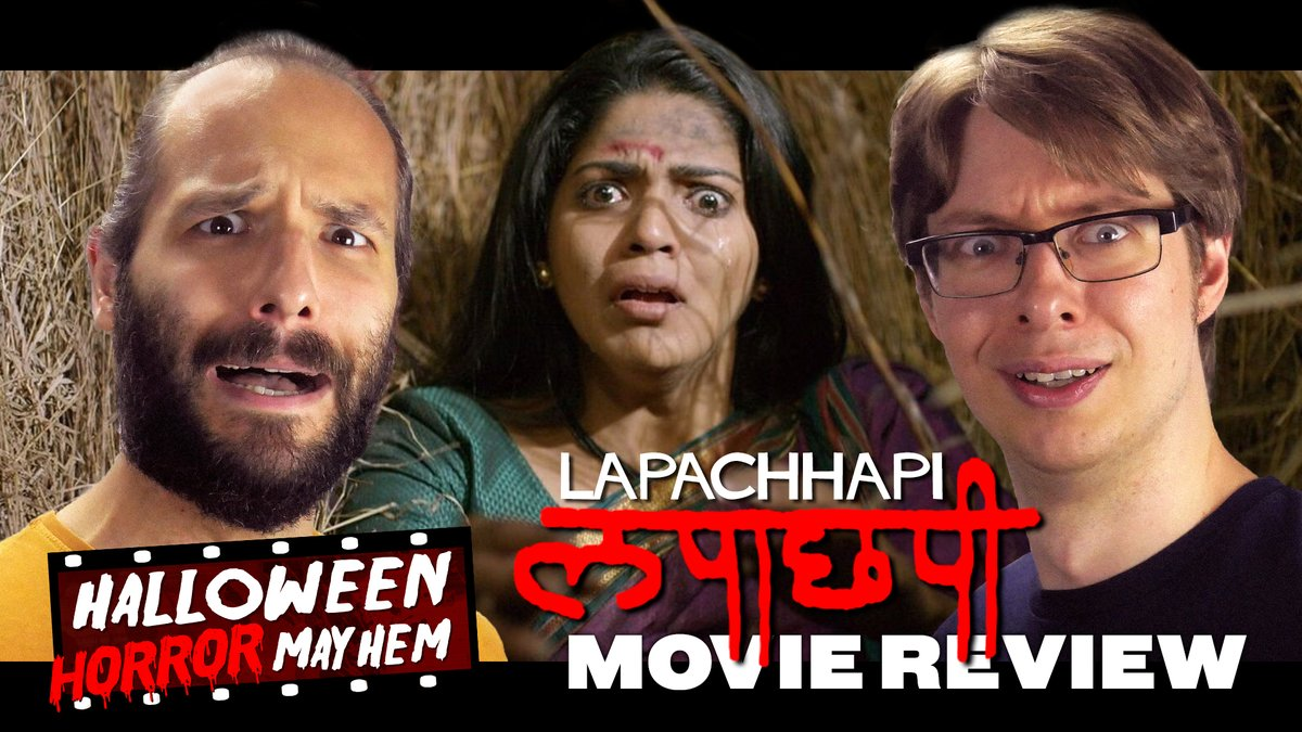 #Lapachhapi directed by @FuriaVishal is an intense horror trip, that, based on a profound and interesting story and a great, effective setting, excites with its frightful atmosphere. Full review (feat. @TheBuddymeister) here -
