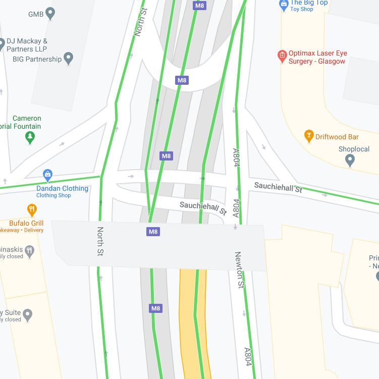test Twitter Media - ⚠️NON-TRUNK⚠️  #A804 Overbridge at the #M8 and Sauchiehall Street is closed due to a police incident  #PlanAhead #DriveSafe https://t.co/ILvWmspCdc