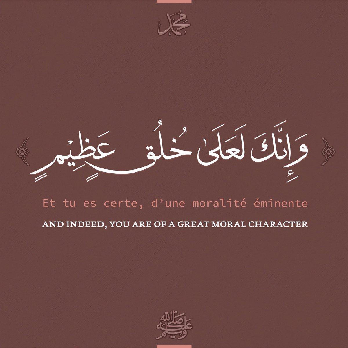 En son temps, le Prophète Mahomet était l'objet de maintes attaques. Hors cela ne le bouleversa guère. Nulle insulte pourrai enfreindre son patrimoine de tolérance, de patience et de paix. Ces dogmes vivent aujourd'hui à travers ceux qui suivent son véritable exemple.