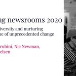 Image for the Tweet beginning: How is #COVID19 transforming news