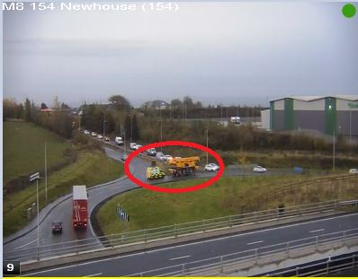test Twitter Media - ⚠️Non-Trunk⚠️  #A73  Breakdown  Broken down HGV on the #A73 at the Newhouse roundabout  The roundabout is partially blocked  Take care on approach  #DriveSafe https://t.co/OgOZ7pFZ5D