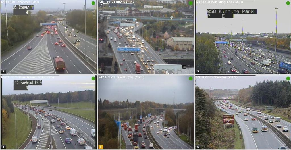test Twitter Media - ⌚07.48  #Glasgow Congestion  #M8 W/B J13-J15  E/B at J22   #M77  N/B at J2  #M74  N/B heavy at J5  #DriveSafe @SWTrunkRoads https://t.co/UOWH2Bg3tY