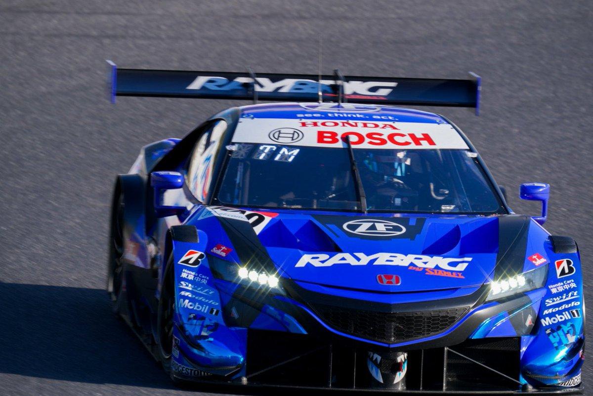 アメブロを投稿しました。『SUPER GT FUJIMAKI GROUP SUZUKA GT 300KM RACE』#アメブロ #SUPERGT  #RAYBRIG