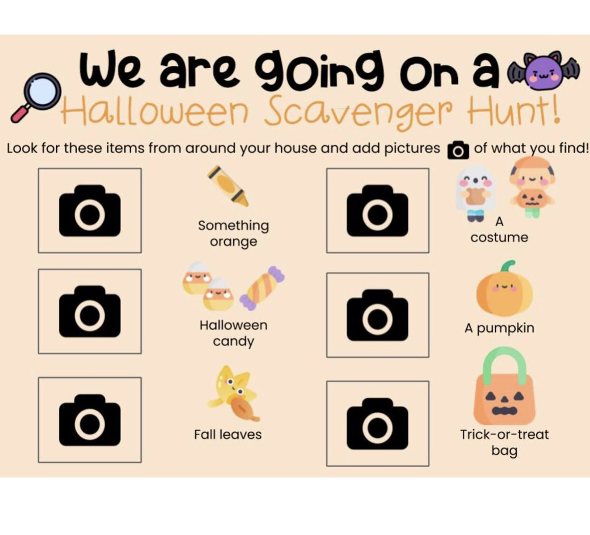 @bmartinreal I made this Halloween 🎃 scavenger hunt for @seesaw that we'll do remotely! https://t.co/PXPTIBWfWk https://t.co/Miwz0qQOmp