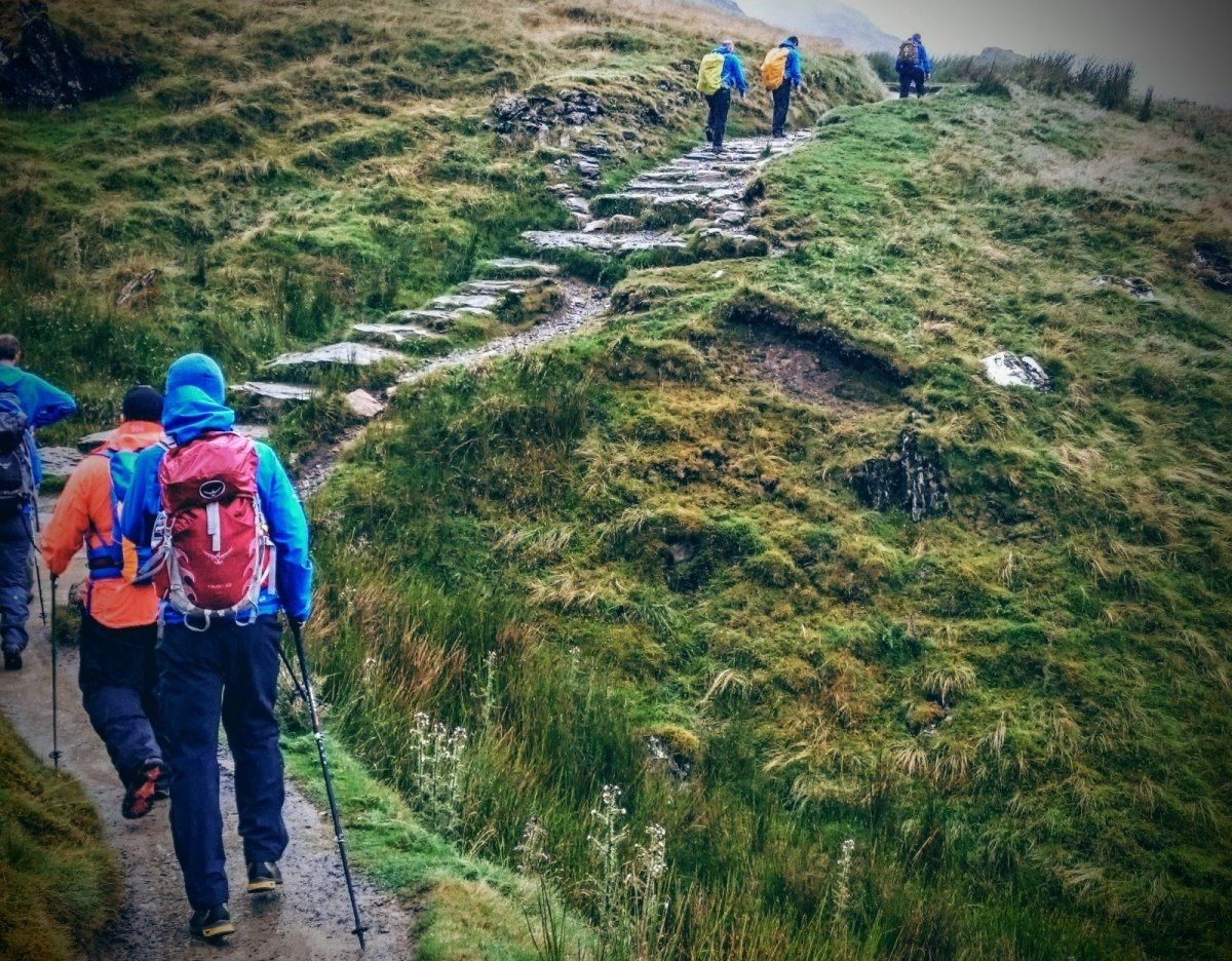 How to get Beginners and Kids Hill Walking – and enjoying every moment! mudandroutes.com/5-things-how-t… @mudandroutes