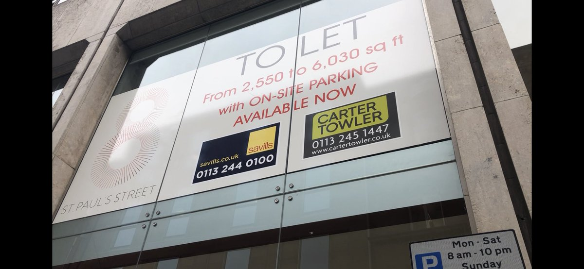 """""""There is an oversupply of empty properties in Leeds City Centre."""" Speaking to rental agencies about the renting market currently in Leeds. #LeedsHacks"""