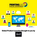 Image for the Tweet beginning: The #PRINTINGUnited Digital Experience continues