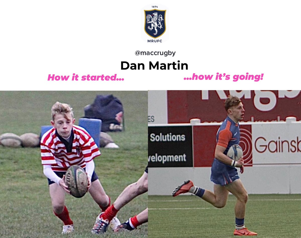 test Twitter Media - Danny Martin hasn't had the chance to pull on #maccrugby colours yet but we can't wait!!! #howitstartedhowitsgoing https://t.co/dttT9XUfoT